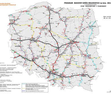 Kluczowe inwestycje drogowe w Polsce są zagrożone. Firmy nie radzą sobie z rosnącymi kosztami