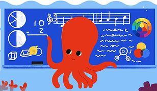 Dzień Edukacji Narodowej 2019 w Google Doodle