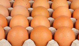 jaja na sprzedaż