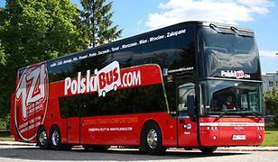 Polski Bus otwiera połączenia z Ukrainą. Mieszkańcy 18 miast pojadą m.in. do Lwowa