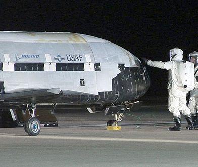 Samolot X-37B wyruszył w kolejną kosmiczną misję.