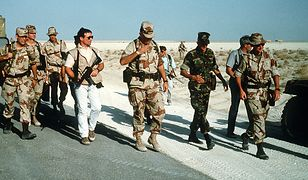 """Zadaniem Delta Force w czasie """"Pustynnej Burzy"""" była ochrona gen. Schwarzkopfa"""