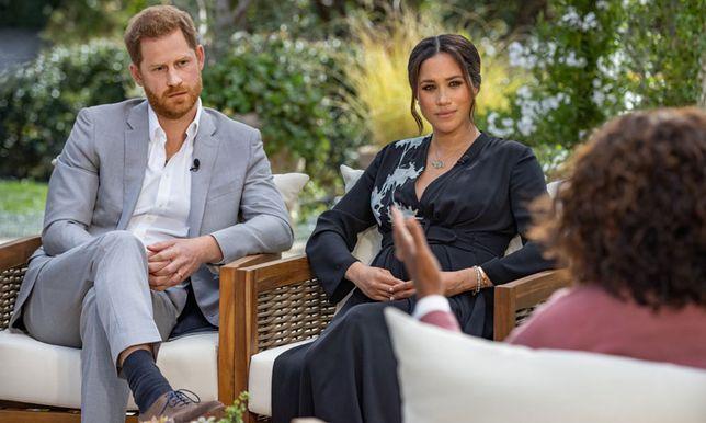 Harry i Meghan zdecydowali się na szczery wywiad.