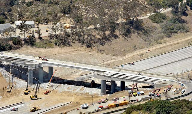 Otwarto najszybszy odcinek autostrady w USA