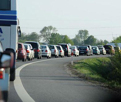 Kierowcy jadący od strony Legnicy do Wrocławia powinni zjechać z autostrady na węźle Kostomłoty