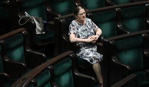Krystyna Pawłowicz poświęciła Wałęsie dwa wpisy