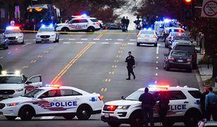 Problemy waszyngtońskiej policji. Kradną im broń palną