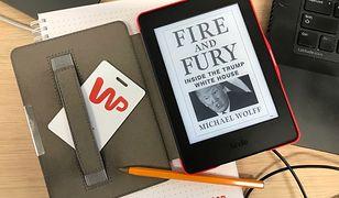Cały świat czyta teraz książkę Michaela Wolffa o ogniu i furii w Białym Domu
