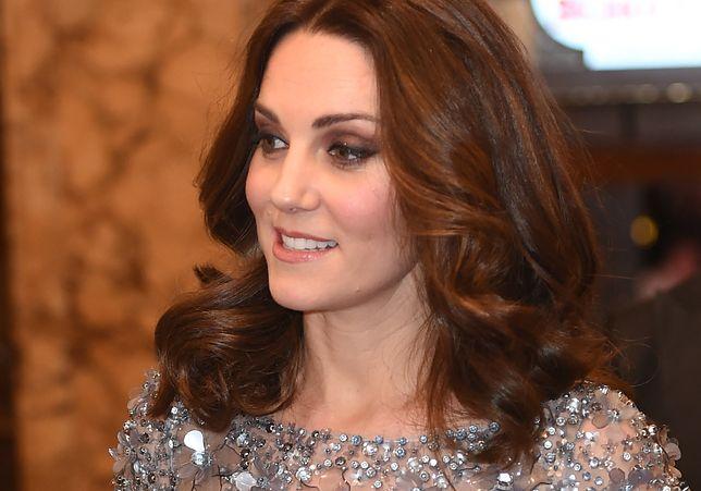 Księżna Kate w Palladium