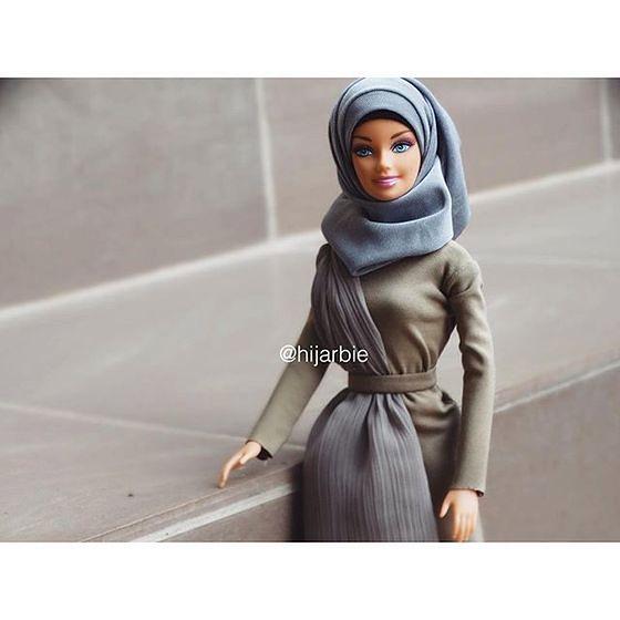 Barbie w hidżabie