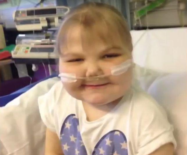 Melody Driscoll odwiedził w szpitalu muzyk Ed Sheeran.