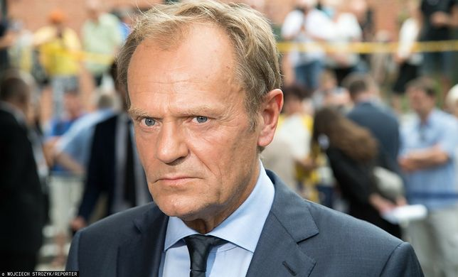 Były premier Donald Tusk