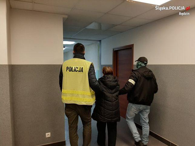 Policjanci z Będzina zatrzymali kobietę podejrzaną o zabójstwo syna.
