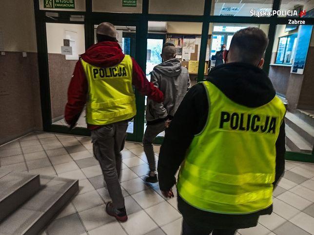 Młodzi złodzieje znaleźli się w rękach policjantów z Zabrza.