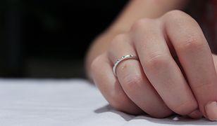 Pierścionek zaręczynowy po innej kobiecie nie zawsze jest dobrym pomysłem