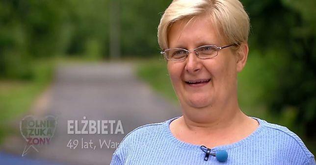 """""""Rolnik szuka żony"""": Elżbieta wychodzi za mąż. Pokazała obrączki"""