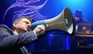 Rafał Trzaskowski popełnił kardynalny błąd, upominając DJ-a w warszawskim klubie (zdjęcie ilustracyjne)