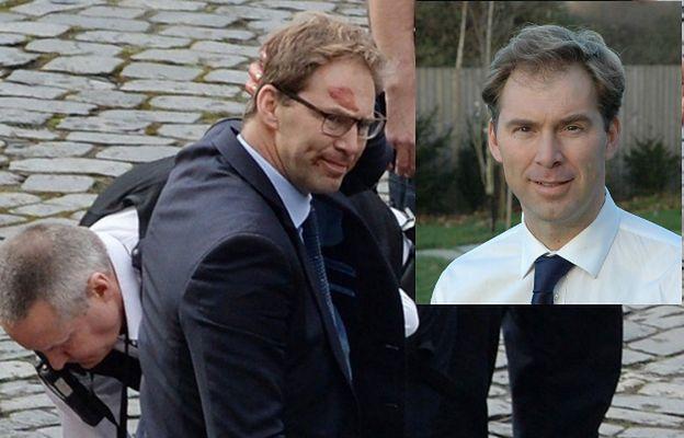 W zamachu stracił brata. Dziś Tobias Ellwood jest wiceministrem i bohaterem Wielkiej Brytanii