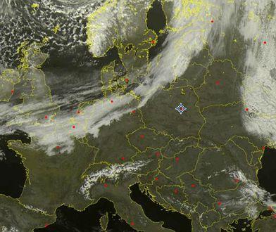 Potężny niż uderzy w Polskę. Wrócą śnieg i nocne mrozy