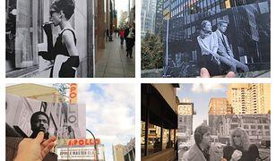 FILMography - kadry filmowe kontra rzeczywistość