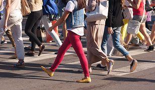 Powolne chodzenie może przyczynić się do tragedii