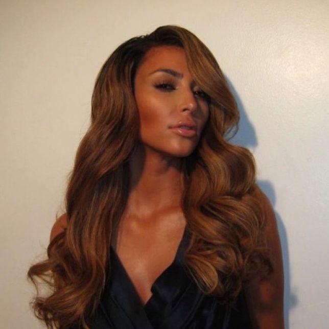 15 najlepszych fryzur Kim Kardashian