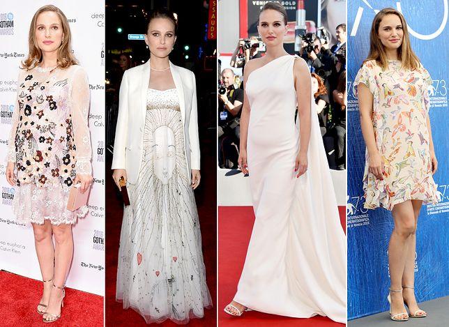 Ciążowy styl Natalie Portman