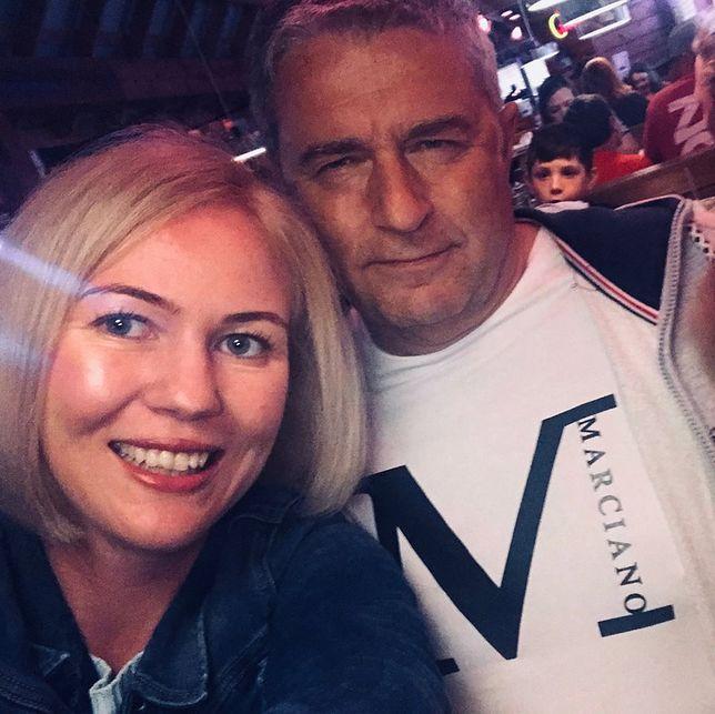 Władysław Frasyniuk obchodzi 10 rocznicę ślubu. Piękny wpis żony