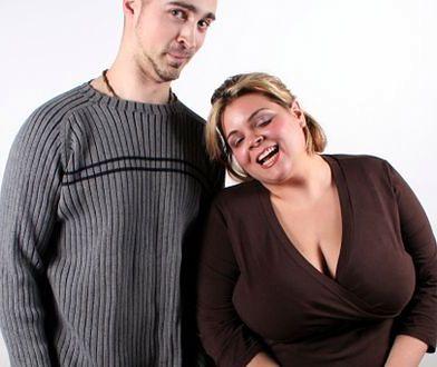 Otyła kobieta nie zazna szczęścia ze szczupłym mężczyzną?