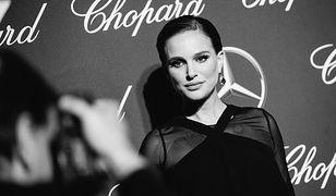 Natalie Portman na Festiwalu w Palm Springs