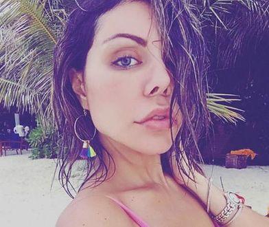 Liziane Gutierrez: skąpy strój kąpielowy odsłonił wdzięki atrakcyjnej Brazylijki