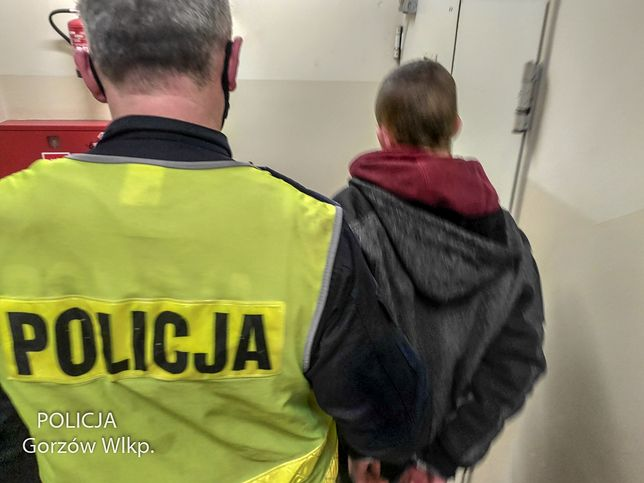 Napad na stację paliw w Kostrzynie nad Odrą. Podejrzewani w rękach policji
