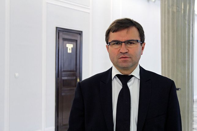 Poseł PiS Zbigniew Girzyński