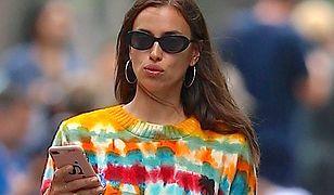 Irina Shayk rozstała się z Bradleyem Cooperem