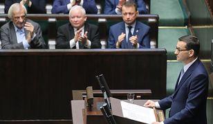 Expose Mateusza Morawieckiego. Politycy i dziennikarze komentują: Puste frazesy, wyimaginowane problemy