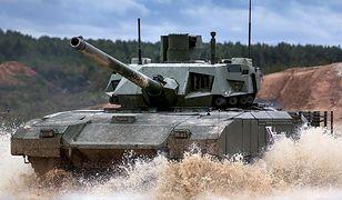 T-14 Armata trafi na początku tylko do elitarnych jednostek