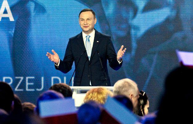 Politolog o Dudzie w TVN24: kompetentny, ale bez charyzmy