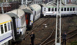 Chwile grozy pasażerów - wykoleił się pociąg na Śląsku