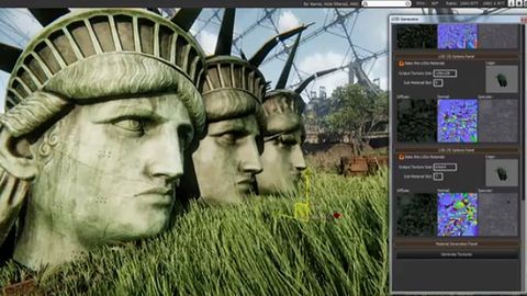 Crytek chwali się możliwościami nowego CryEngine