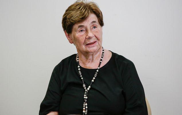 Zofia Romaszewska o działalności Biura Interwencyjnego KOR