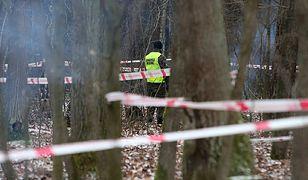MiG-29 rozbił się w okolicach Kałuszyna na Mazowszu 18 grudnia 2017 roku
