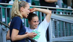 Paulina i Ewa Pajor zaczynały trenować razem. Przy futbolu została tylko Ewa.