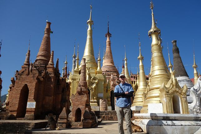 Emeryt na azjatyckim gigancie. Bangladesz, Bhutan i Birma w jednej podróży