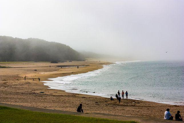 Plaża w Hachinohe