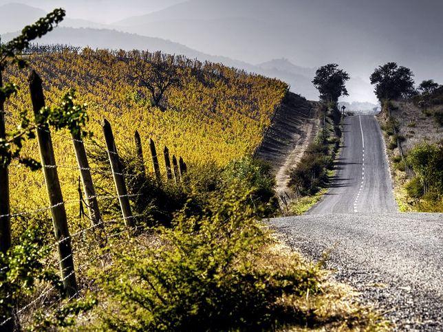 Chile - Carretera Austral na rowerze