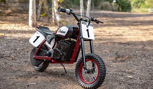 Indian prezentuje swój pierwszy motocykl elektryczny. To dziecięcy eFTR Mini