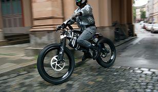 BMW wymyśliło nowy rodzaj pojazdu. Wygląda jak rower, ale nim nie jest