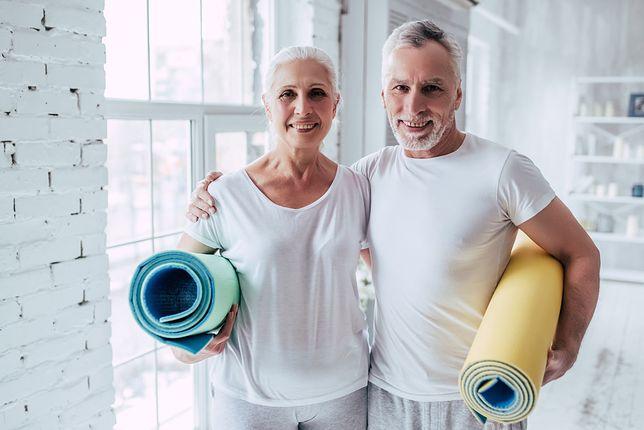 Zbawienna dla zdrowia joga. Po urazach, dla seniorów, dla powrotu do formy