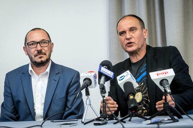 Wybory parlamentarne 2019. Paweł Skutecki (z lewej) opuścił ugrupowanie Pawła Kukiza (z prawej) [zdj. arch.]