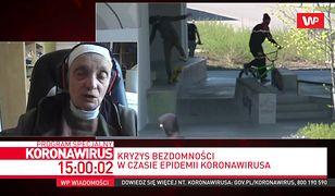 """Koronawirus. Polska. Niepomyślne słowa s. Małgorzaty Chmielewskiej. """"To są ogromne problemy"""""""